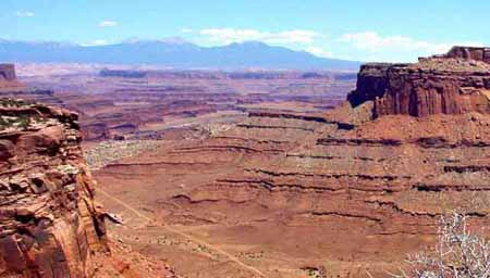 峽谷地國家公園 (Canyonlands National Park) 