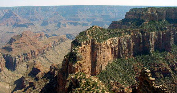 大峡谷 (grand canyon national park) 国家公园 大峡谷北崖 (north r